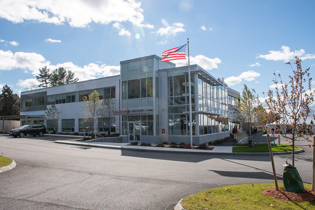 Vantage Builders Completes 24,000-SF Renovation Project For Pfeiffer Vacuum
